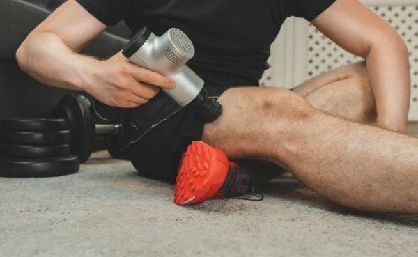 אקדח עיסוי לכאבי שרירים