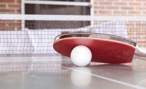משחקי טניס שולחן