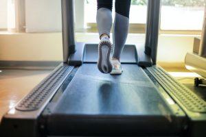 אימון ריצה בבית - הליכון ביתי