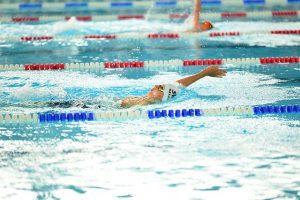 סוגי שחייה - גב