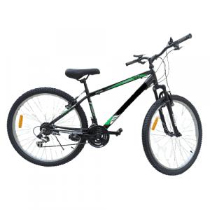 אופני הרים מקצועיים בצבע שחור